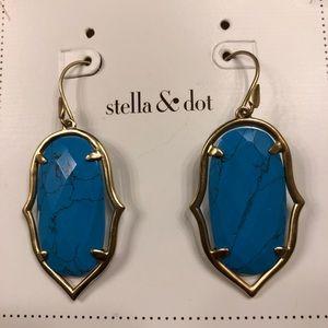 Stella and Dot earrings